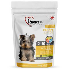 1st Choice Puppy Toy&Small Chicken 7 кг