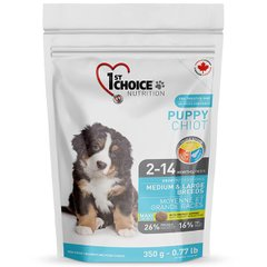 1st Choice Puppy Medium&Large Chicken 15 кг