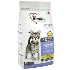 1st Choice Kitten Healthy Start 10 кг