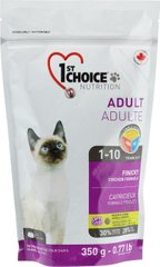 1st Choice Adult Finicky Chicken 5,44 кг