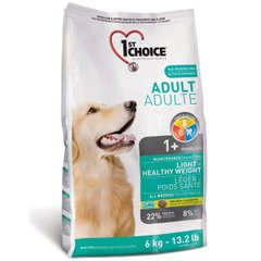 1st Choice Adult Light Healthy Weight 12 кг