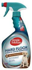 Simple Solution Hardfloors stain and odor remover 945ml