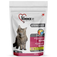 1st Choice Sterilized Chicken 5 кг