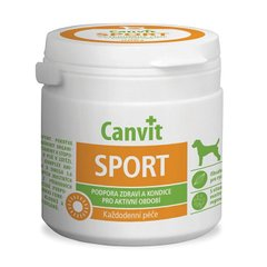 Сanvit Sport for dogs 230g