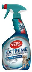 Simple Solution Extreme Cat stain and odor remover 945ml