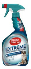 Simple Solution Extreme stain and odor remover 945ml