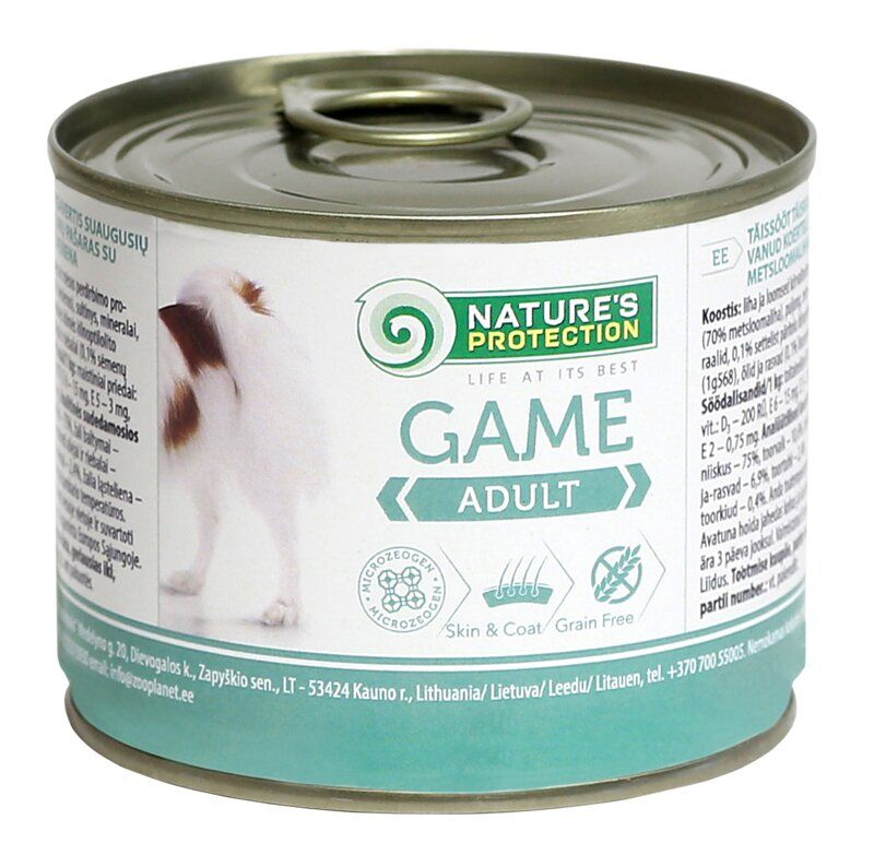 Nature's Protection Adult Game 800г