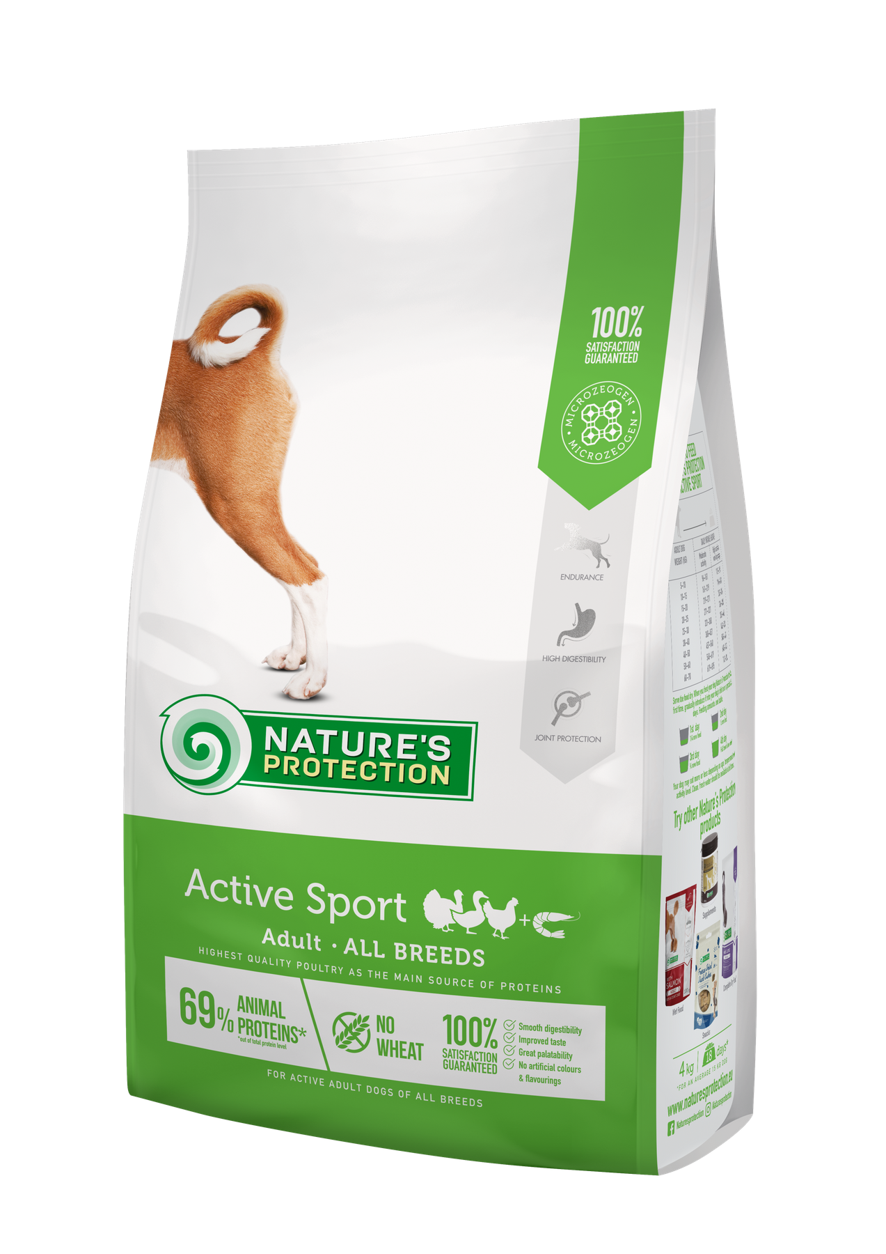 NP Active Sport Adult All Breeds 4кг