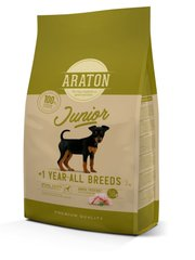ARATON JUNIOR All Breeds 15кг