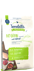 Sanabelle No Grain (без зерновых) 2кг