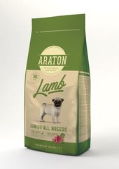 ARATON LAMB Junior All Breeds 3кг