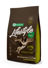 NP Lifestyle Grain Free Poultry Adult All Breeds 17кг