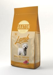 ARATON LAMB Adult All Breeds 3кг