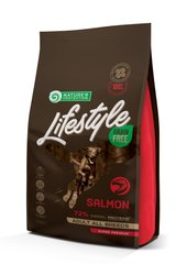 NP Lifestyle Grain Free Salmon Adult All Breeds 17кг