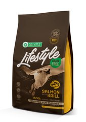 NP Lifestyle Grain Free Salmon with krill Starter For Puppies 10кг