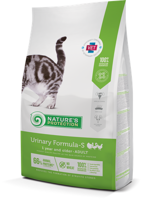 1+1=3 Nature's Protection Urinary Formula-S 2кг