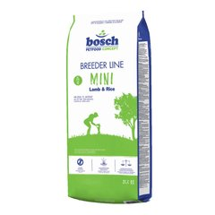 Bosch Breeder Line Mini Lamb and Rice 20кг