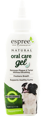 ESPREE Oral Care Gel Peppermint 118 мл + Petstages Multi Texture Chew Ring