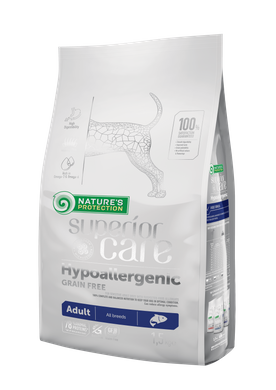 NP Superior Care Hypoallergenic Grain Free Adult All Breeds 10кг