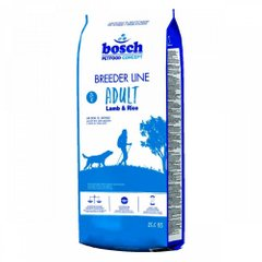 Bosch Breeder Line Adult Lamb and Rice 20кг
