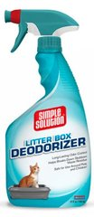 Simple Solution Cat Litter box deodorizer 945ml